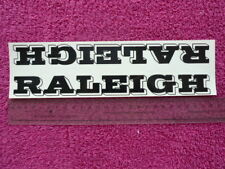 VINTAGE BIKE BICYCLE RALEIGH DOUBLE STICKER CCM NOS