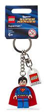 LEGO® DC Universe Super Heroes Superman Key Chain #853430 - RARE!!!