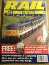 RAIL - WEST COAST TILTINGS - 23 Oct 1996 # 290