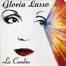 GLORIA LASSO LA CUMBIA / LADY LASSO FRENCH 45 SINGLE