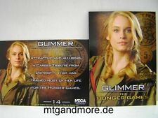 The Hunger Games Movie Trading Card - 1x #014 Glimmer