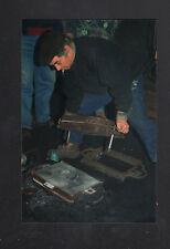 FRETEVAL 41 : FONDERIE / MOULEUR , REMMOULAGE manuel en 1996