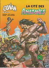 CONAN  LA CITE DES AMAZONES      ARTIMA COLOR  GEANT