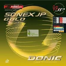 Donic Sonex JP Gold Rubber Table Tennis Ping Pong HOT!