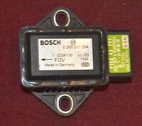 Mazda RX8 Turn Rate Sensor 0265005254 RX-8 Coupe Yaw Sensor 2005