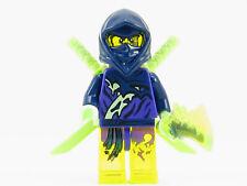 LEGO Ninjago Hackler Ghost Ninja Warrior Minifigure NEW 2015 70734