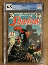 Shadow #1 - 1st Appearance In Comics CGC 6.5