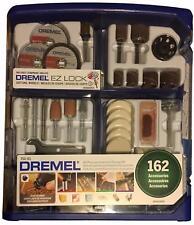 Dremel 162pc All-Purpose Accessory Storage Kit 162 piece EZ Lock Cutting Wheels
