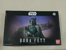 Bandai 1/12 Star Wars Boba Fett Model Kit