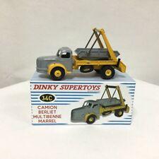 Dinky Toys 34C (2) Supertoys - Berliet Multibenne Marrel 1:43-Atlas