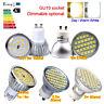 4/10x 5W 7W 9W GU10 SMD LED Spots Bulbs Lights Day Warm White Dimmable UK STOCK