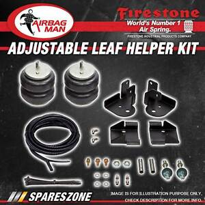 Airbag Man Air Bag Suspension Leaf Springs Helper Kit Rear for ISUZU D-MAX