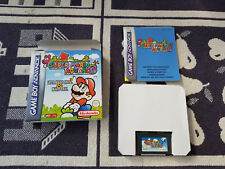 Nintendo Game Boy Advance Spiel mit OVP Super Mario Bros.