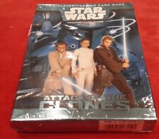 Star Wars Trading card game, Attack of the Clones new, sealed