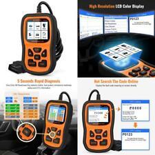 AUTOPHIX OBD2 OBD II Scanner Enhanced OM126P Vehicle Code Reader Auto orange