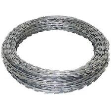 galvanized razor wire-concertina type-wire mesh fencing-inner diameter 60cm