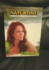 Naturtint Naturally Hair Colouring Kit - Mixing Bowl - Applicator - Comb - Clips