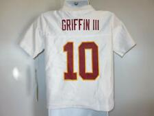 New-Flaw- Robert Griffin III #10 Washington Redskins Toddlers size 2T Jersey