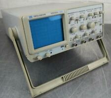 GW Instek GOS-622G Oscilloscope 2 Channel 20 MHz