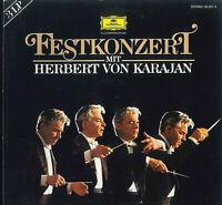 Berliner Philharmoniker, Herbert von Karajan – Festkonzert