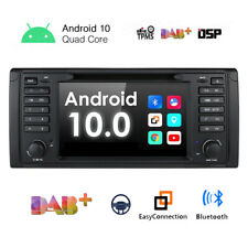 For BMW E39 X5-E53 M5 E38 Car GPS Navigation Android10 DVD Radio Stereo WIFI DAB