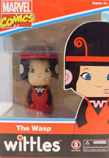 The Wasp Wittles Wooden Doll Entertainment Earth Marvel Comics New In Box