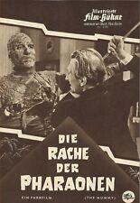 IFB 5088 | DIE RACHE DER PHARAONEN | Peter Cushing, Christopher Lee | Top