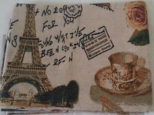 Tapisserie Paris Nappe 95x95cm, BN