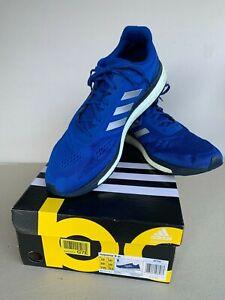 adidas RESPONSE LT Laufschuh ** blau-silber metallic-weiß ** Gr. 50 2/3 US 15