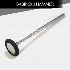 Babinski Rabiner Hammer Diagnostic Surgical Instruments