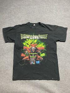 Vintage Insane Clown Posse Shirt Mens Large ICP 2010 Concert Tour Adult T Tee
