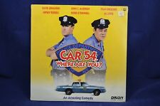 Car 54 Where Are You? - Factory SEALED! - Laser Disc Movie
