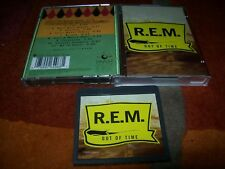 R.E.M - out of time.. minidisc.mini disc. EX condition.very rare !
