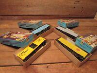 Vintage LOT ATHEARN Built Model Railroad Train Cars Ho Gauge (27)