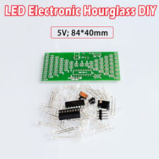 DIY Kits 5V Hourglass LED Lamp Electronic PCB Board Electric Production Module