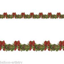 Fête de Noël Scène Setter Add Sur de branchages de Holly Bannière Décoration