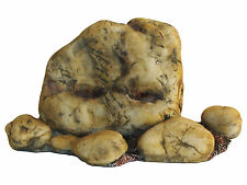 Aquarium Rock Boulder & Rocks Fish Tank Ornament Reptile Vivarium Decoration