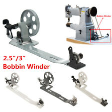 2.5''/3'' Bobbin Winder For JUKI/BROTHER/SINGER/CONSEW Industrial Sewing Machine