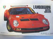 LAMBORGHINI JOTA - FUJIMI- ITALIAN SUPER CAR -  - NUOVO CON SCATOLA - SCALA 1:20