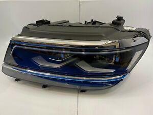 2018-2020 VW Volkswagen Tiguan LH DR Full LED Headlight COMPLETE SETS!! <27VW>