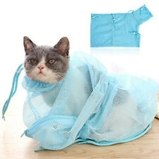 1x Pet Cats Multi-functional Grooming Bag Restraint Nail Cleaning Grooming Bag*s