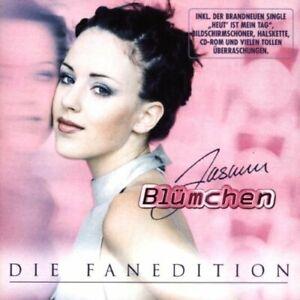 Blümchen | 2 CD | Jasmin (1999, CD/CD-ROM, Fan-Edition)