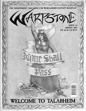 Warhammer Fantasy RPG Warpstone Magazine #16 Hogshead *FS