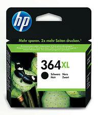 HP 364XL Noir Cartouche d'encre d'origine neuf (CN684EE) Photosmart 7510 / 6510