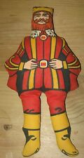 "Vintage 1970's Era Burger King Plush Cloth Doll - 13"" - **"