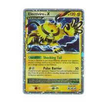 ELECTIVIRE LV.X LVX 121/123 Ultra Rare EX Holo Foil Pokemon Card