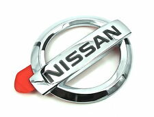 Genuine New NISSAN TAILGATE BADGE Boot Emblem For Qashqai J10 2007-2013 Tailgate