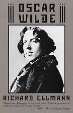 Oscar Wilde by Ellmann, Richard -Paperback