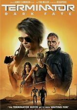 Terminator: Dark Fate DVD NEW FREE SHIP!