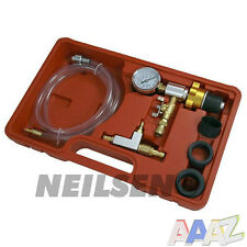 Cooling System Vacuum Purge And Refill Kit Neilsen Tool Air Operated Kits